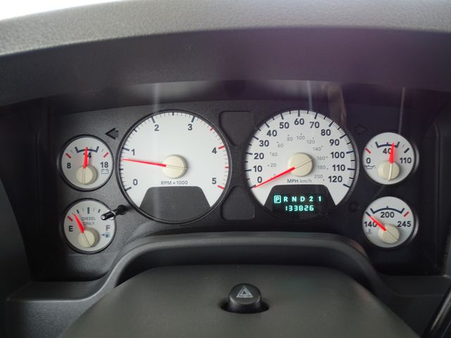 2007 Dodge Ram 3500 SLT Corpus Christi, Texas 36