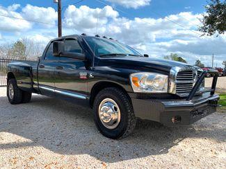 2007 Dodge Ram 3500 DRW Laramie Quad Cab 2wd 6.7L Cummins Diesel Auto in Sealy, Texas 77474
