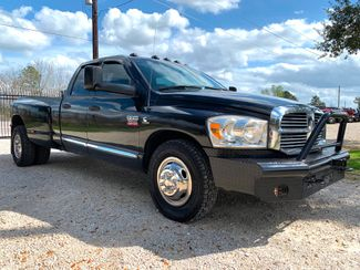 2007 Dodge Ram 3500 DRW Laramie Quad Cab 2wd 6.7L Cummins Diesel Auto in Sealy, Texas 77474