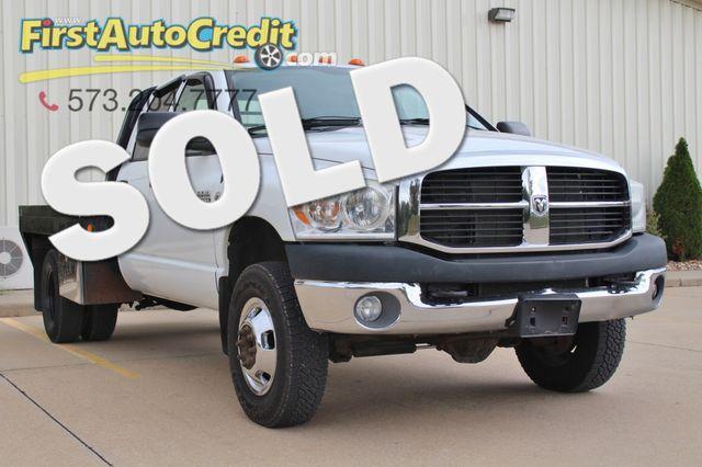 2007 Dodge Ram 3500 Flatbed in Jackson MO, 63755
