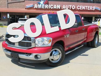 2007 Dodge Ram 3500 SLT Dually  | Houston, TX | American Auto Centers in Houston TX