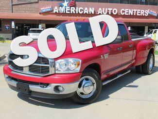 2007 Dodge Ram 3500 SLT Dually  | Houston, TX | American Auto Centers in Houston TX
