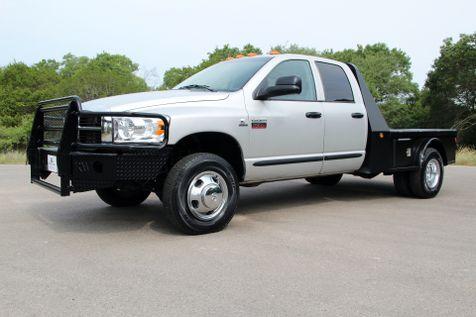 2007 Dodge Ram 3500 SLT - 4X4 - 6 SPEED - 1 OWNER in Liberty Hill , TX