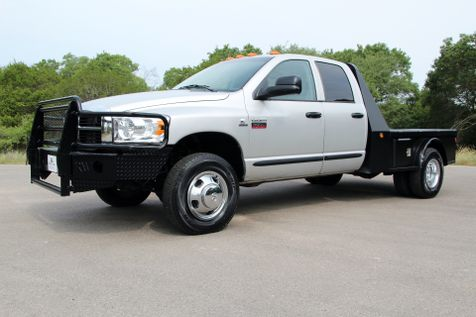 2007 Dodge Ram 3500 SLT - 4X4 - 6 SPEED - 1 OWNER in Liberty Hill , TX