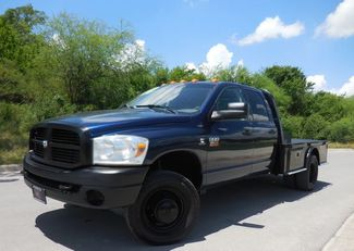 "2007 Dodge Ram 3500 163.5"" W.B. 4D in New Braunfels, TX 78130"