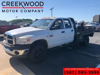 2007 Dodge Ram 3500 SLT 2WD Diesel Auto Dually Service Utility Flatbed in Searcy, AR 72143