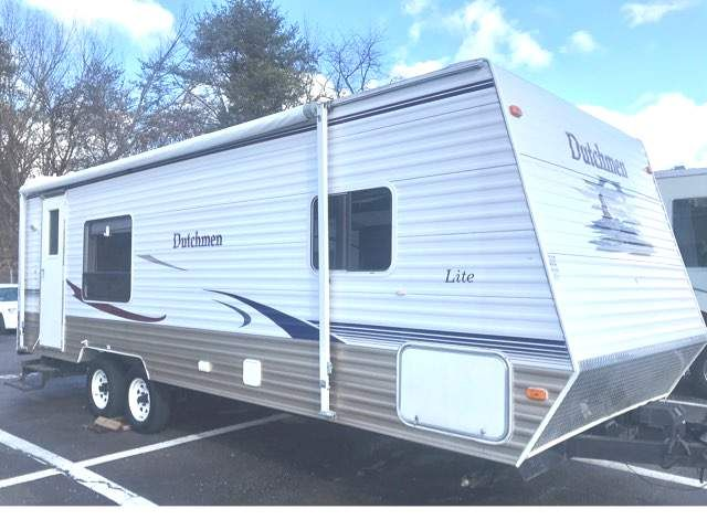 2007 Dutchmen LITE-SLEEPS 6 MINT LOCAL KITCHEN IN THE BACK 26Q-SSL-FINANCING AVAILABLE