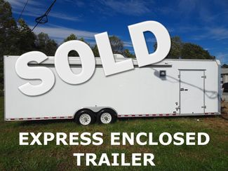 2007 Express Enclosed Trailer Madison, NC