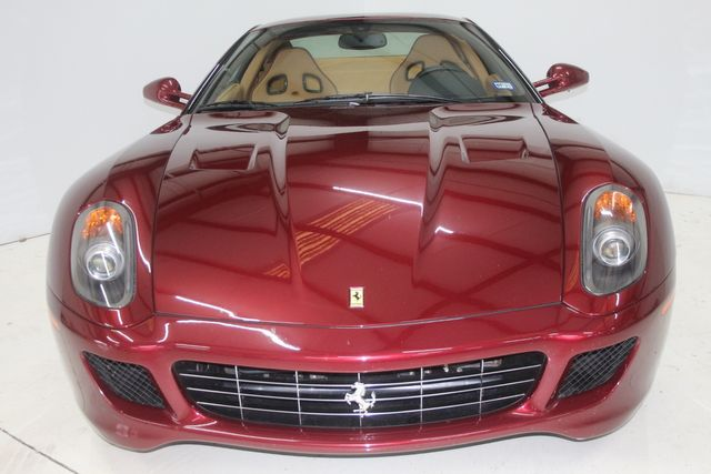2007 Ferrari 599 GTB Fiorano Houston, Texas 1