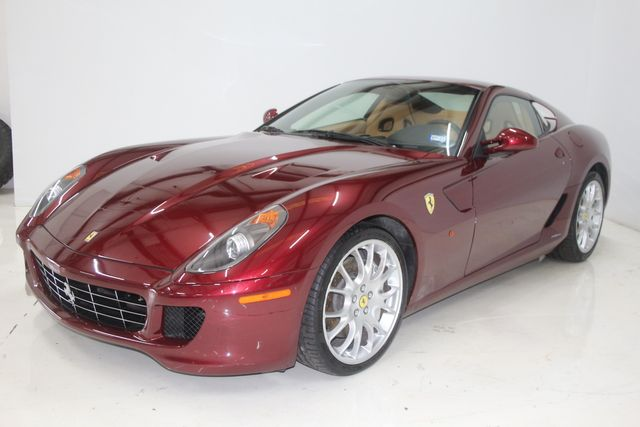 2007 Ferrari 599 GTB Fiorano Houston, Texas 2
