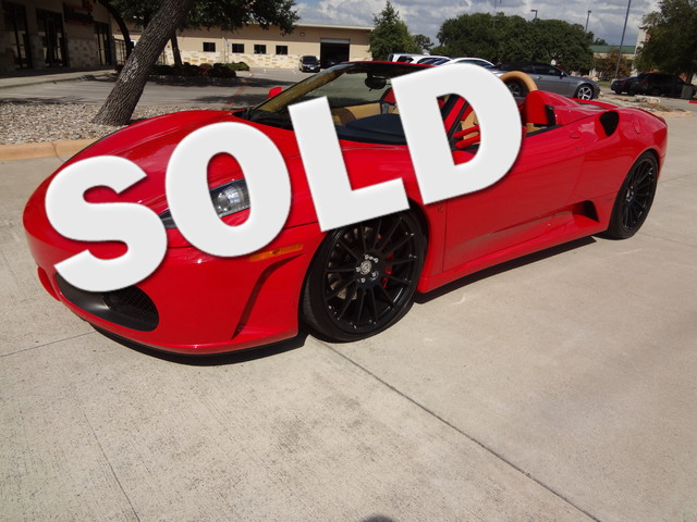 2007 Ferrari F430 Spyder Austin , Texas 0