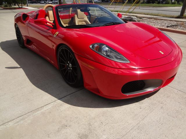 2007 Ferrari F430 Spyder Austin , Texas 12