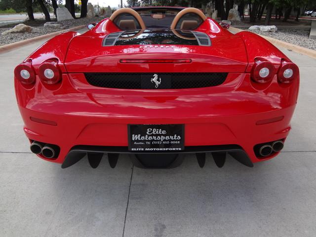 2007 Ferrari F430 Spyder Austin , Texas 6