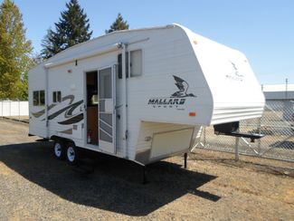 2007 Fleetwood Mallard 235RL Salem, Oregon