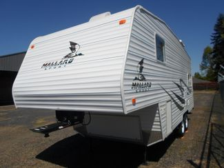 2007 Fleetwood Mallard 235RL Salem, Oregon 1