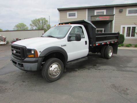 2007 Ford 2007 F-450 4x2 Reg Cab W/New 11 Contractor Dump'   in St Cloud, MN