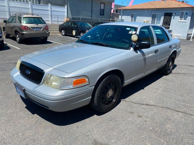 2007 Ford Crown Victoria P71 Police Interceptor W/ SPOTLIGHTS & REAR CAGE - 1 OWNER, CLEAN TITLE, 75K in San Diego, CA 92110