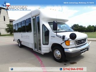 2007 Ford E-450SD Base Shuttle Bus in McKinney, Texas 75070