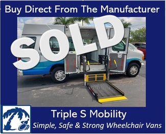 2007 Ford E250 Commercial  Wheelchair Van Wheelchair Van Handicap Ramp Van Pinellas Park, Florida