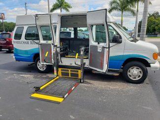 2007 Ford E250 Commercial  Wheelchair Van Wheelchair Van Handicap Ramp Van Pinellas Park, Florida 1