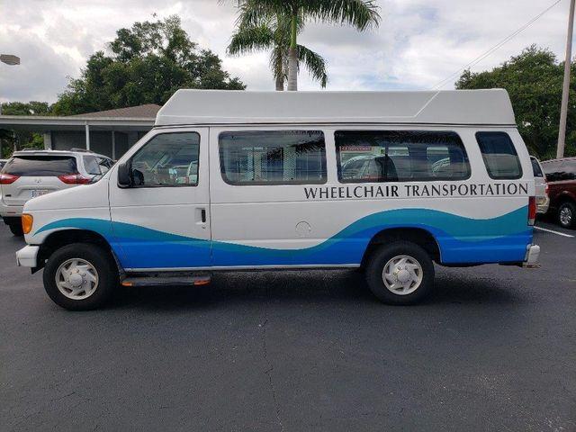 2007 Ford E250 Commercial  Wheelchair Van Wheelchair Van Handicap Ramp Van Pinellas Park, Florida 4