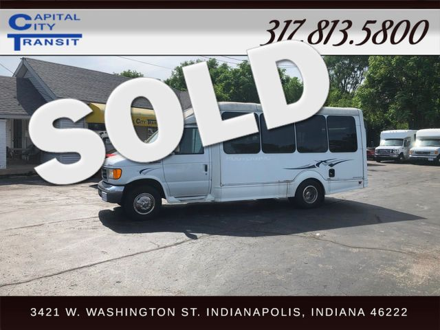 2007 Ford E350 Wheelchair Accessible Bus Indianapolis, IN