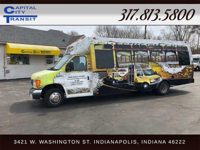 2007 Ford E450 Federal Coach Limo Executive Coach Indianapolis, IN
