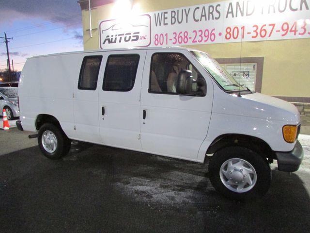 2007 Ford Econoline Cargo Van Commercial
