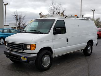 2007 Ford Econoline Cargo Van in Champaign Illinois