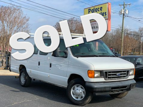 2007 Ford Econoline Cargo Van Commercial in Charlotte, NC