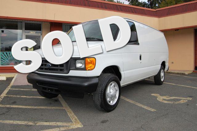 2007 Ford E150 Cargo Van Charlotte, North Carolina