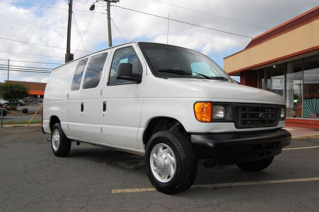 2007 Ford E150 Cargo Van Charlotte, North Carolina 1
