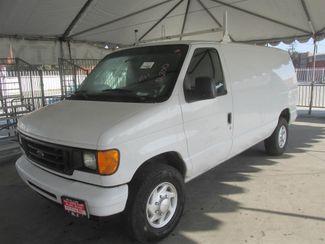 2007 Ford Econoline Cargo Van Commercial Gardena, California
