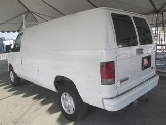 2007 Ford Econoline Cargo Van Commercial Gardena, California 1