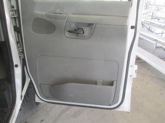 2007 Ford Econoline Cargo Van Commercial Gardena, California 11