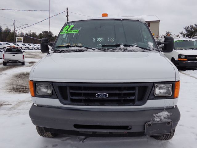 2007 Ford Econoline Cargo Van Commercial Hoosick Falls, New York 1