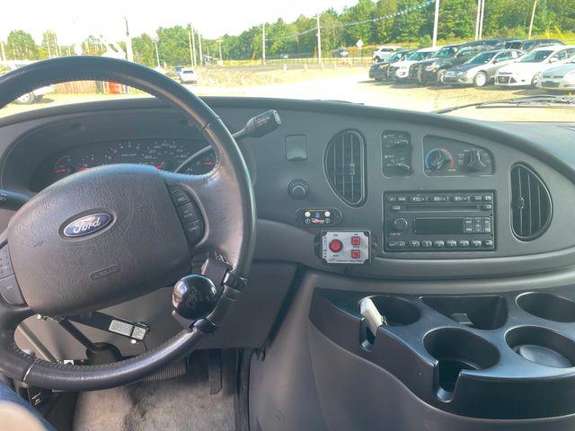 2007 Ford Econoline Cargo Van Recreational Wheel Chair Lift Hoosick Falls, New York 8