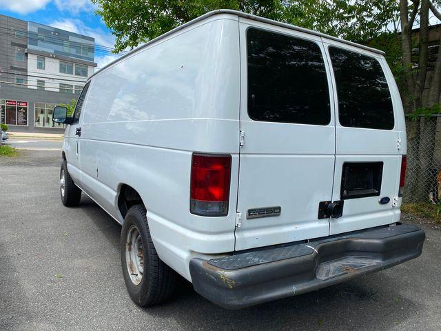 2007 Ford Econoline Cargo Van Commercial New Brunswick, New Jersey 2