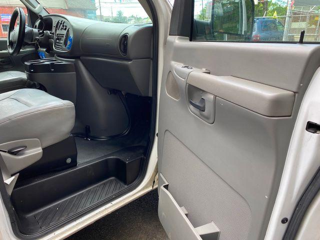 2007 Ford Econoline Cargo Van Commercial New Brunswick, New Jersey 15