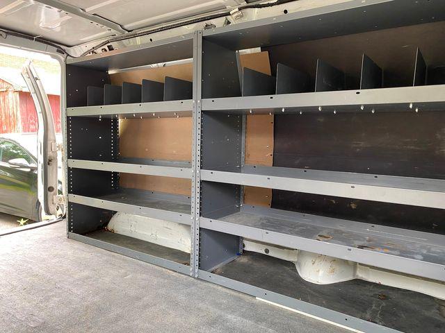 2007 Ford Econoline Cargo Van Commercial New Brunswick, New Jersey 17