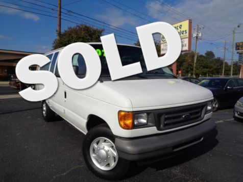 2007 Ford ECONOLINE E350 SUPER DUTY WAGON in Charlotte, NC