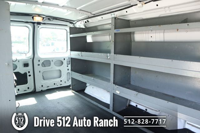 2007 Ford ECONOLINE E250 Cargovan Tool Bins in Austin, TX 78745