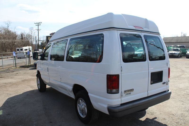 2007 Ford Econoline Cargo Van Commercial  city MD  South County Public Auto Auction  in Harwood, MD