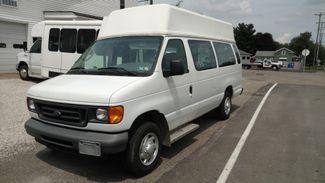 2007 Ford Econoline WHEELCHAIR VAN Commercial Alliance, Ohio 2