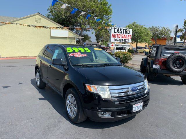 2007 Ford Edge SEL PLUS in Arroyo Grande, CA 93420