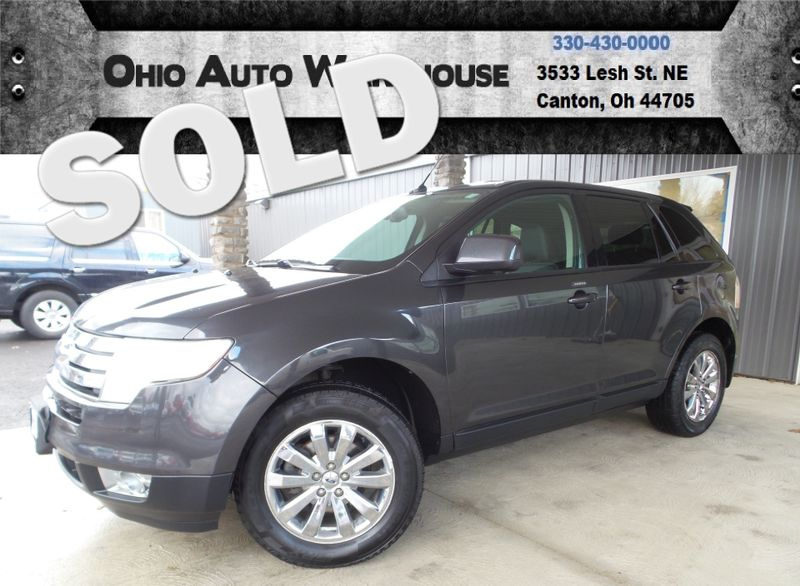 2007 Ford Edge SEL AWD Leather V6 We Finance | Canton, Ohio | Ohio Auto Warehouse LLC in Canton Ohio