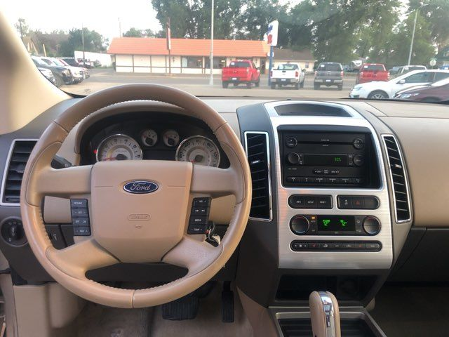 2007 Ford Edge SEL PLUS in Dickinson, ND 58601