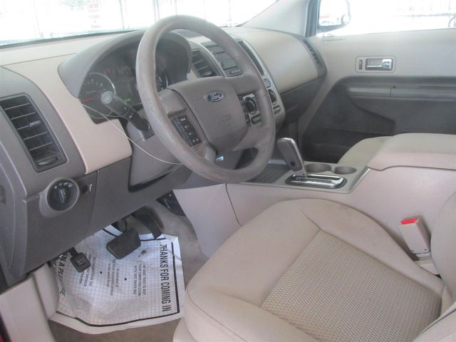 2007 Ford Edge SE Gardena, California 4