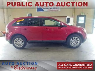 2007 Ford Edge SEL PLUS   JOPPA, MD   Auto Auction of Baltimore  in Joppa MD