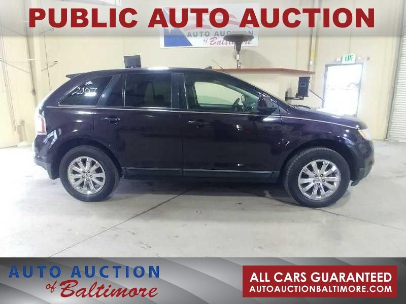 2007 Ford Edge SEL   JOPPA, MD   Auto Auction of Baltimore  in JOPPA MD